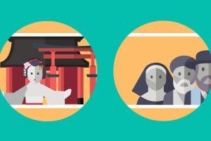 Religion in Japan, Miruko Japan Blog