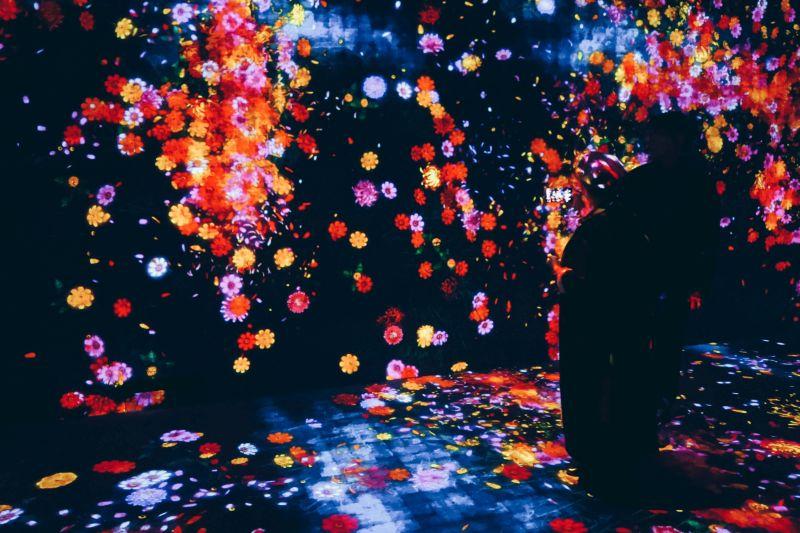 Mori Digital Art Building, Kunstmuseum in Tokyo
