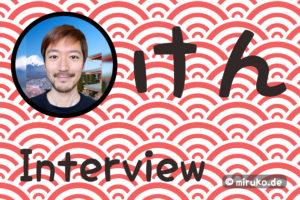 Interview mit Ken aus Tokyo