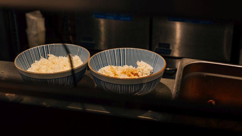 Tamagokakegohan, Reis mit Ei, Japanisches Essen
