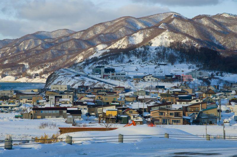 Berge in Hokkaido, Planung, Japan Reisedauer